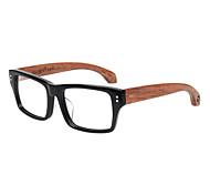 [Frame Only] Rectangle Full-Rim Eyeglasses