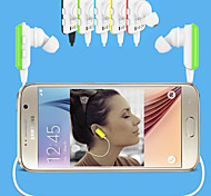Sports Stereo Bluetooth V4.0 Handsfree Stereo Headset with Microphone for Samsung N95 S6 S5 S4(Assorted Color)