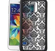 творческий выбивают ПК с высокой плотностью стиль удачи для Samsung i9600 s5