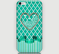 Hollow Out Love Pattern Back Case for iPhone 6