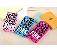 Silicone Material Black Gadgets Mix Colors Style for iPhone 6 Plus (Assorted Colors)