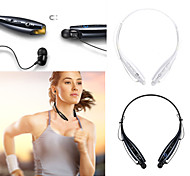 Stereo Sports Bluetooth Headset Wireless Headphone Neckband Style Earphones for Samsung/iPhone/Other(Assorted Colors)