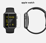 42MM HD Screen Protector with Anti-Bubble & Anti-Fingerprint for Apple Watch (0.26mm)