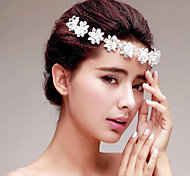 Rhinestones Wedding/Party Headpieces/Forehead Jewelry with Crystal