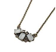 Retro Short Necklaces 1pc