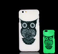 Animal Pattern Glow in the Dark Case for iPhone 6 Cover