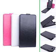 PU Leather  Protective Case With Holder Stand  for Wiko Peax(Assorted Colors)
