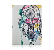 9.7 Inch 360 Degree Rotation Ball Pattern with Stand Case and Pen for iPad Air 2/iPad 6