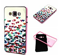For Samsung Galaxy Case Pattern Case Back Cover Case Color Gradient PC Samsung A5