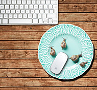 The Snail Design Decorative Mouse Pad
