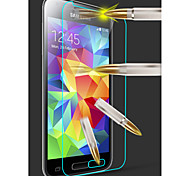 Damage Protection 0.3mm Thin 2.5D 9H Tempered Glass for Samsung Galaxy S5 I9600