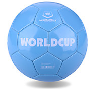 "Winmax® Outdoor PVC Blue ""Uruguay"" Pattern 5# Training Football\Soccer"