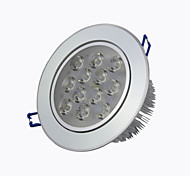 "8A Lighting 5"" 12W High Power LED 960LM 2800-6500K Warm White/Cool White Recessed LED Downlights AC85-265V"