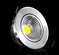 Bestlighting Lâmpada de Embutir 2G11 3W 300-350lm LM 6000-6500K K Branco Quente / Branco Frio 1 COB 1 pç AC 100-240 V Giratória