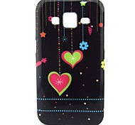 The Black Stars Love TPU Falling Proof Case for Samsung Galaxy G360/G3608/3602