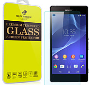 Mr.northjoe® Tempered Glass Film Screen Protector for Sony Xperia Z2