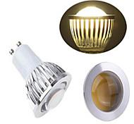 1 pcs E27 6 W 1LED  COB 500 LM 2800-3500/6000-6500 K Warm White/Cool White Globe Bulbs AC 85-265 V