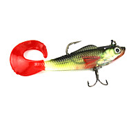 Realistic Fishing End of Reel Intron Lead Soft Bait 9.5g