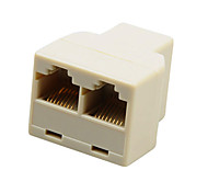 RJ45-Stecker-Adapter-Splitter (2-Pack)