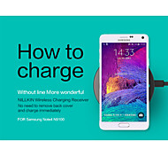 NILLKIN Wireless Charging Receiver for Samsung Note 4(N9100)