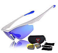 Senlan Cycling Running Polarized UV400 Wrap Sports Glasses