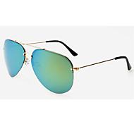 hombres Polarizada Aviador Gafas de Sol