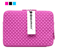 "Fashion Waterproof Laptop Sleeve Case Notebook Bag for Macbook Air Pro 11.6"" (Pink/Blue/Black)"