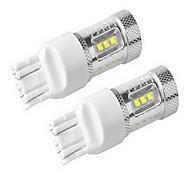 1 Stück dingyao Dekorativ Lichtdekoration T20 50 W 1200 LM 2800-3500/6000-6500 K 14LED High Power LED Kühles Weiß DC 12/DC 24 V