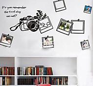 imagem de memória PVC autocolante