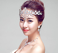 Sparkling Rhinestones Wedding/Party Headpieces/Forehead Jewelry