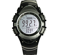 Sunroad Digital Fishing Barometer 3ATM Waterproof Wrist Watch Thermometer Altimeter Model FX702A New