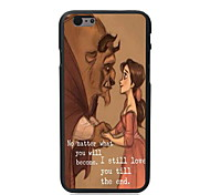 No Matter Design PC Hard Case for iPhone 6