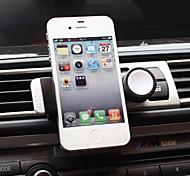 shunwei® coche de ventilación titular del teléfono rotación del ángulo 360 (selección de color)