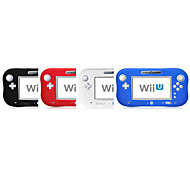Soft Silicone Case Cover for Nintendo Wii U Gamepad Remote Controller
