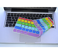 2015 Newest Fashion Silicone Keyboard Cover for Macbook Air/Pro/Retina 13.3 inch