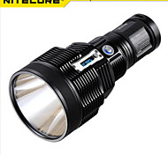 NITECORE TM36 Lite 1800 Lumens LUMINUS SBT-70 LED Tactical High Power Flashlight(4x18650/8xcr123A, Black)