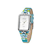 Women's  Square Shape Watch For Small Wrist(Assorted Colors)