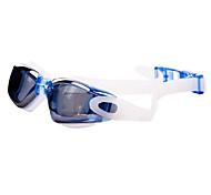 Sanqi Мода Водонепроницаемые ультрафиолетовые-доказательства покрытия плавать очки