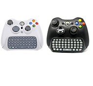 messager chat de texto teclado mireless chatpad para Xbox 360 Wireless Controller