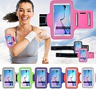 Outdoor Sports Armband For Samsung Galaxy S6 Edge Plus (Assorted Colors)