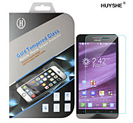 HUYSHE Easy Install Anti Scratch Water Proof Anti-Fingerprint Tempered Glass Screen Protector Asus Zenfone6
