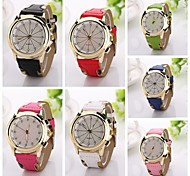 nouvelles montres hommes marques de luxe les hommes horloge militaires femmes de la mode de montre analogique montre-bracelet à quartz