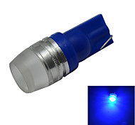 Luces Decorativas T10 1.5 W 1 LED de Alta Potencia 90lm LM Azul DC 12 V