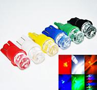 10 Stück Ding Yao Dekorativ Notleuchten T20 1.5 W 100-800 LM 6500-7500 K 1 Kühles Weiß/Rot/Blau/Gelb/Grün DC 12 V
