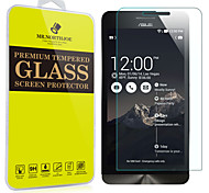 Mr.northjoe® Tempered Glass Film Screen Protector for Asus zenfone 6