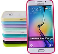 ultradunne harde mat case voor de Samsung Galaxy s6 rand