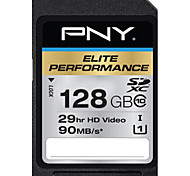 PNY 128GB UHS-I U1 / Clase 10 SD/SDHC/SDXCMax Read Speed90mb/S (MB/S)Max Write Speed50MB/S (MB/S)