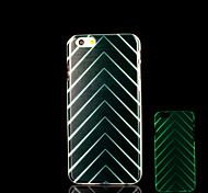 Aztec Mandala Pattern Glow in the Dark Case for iPhone 6 Cover