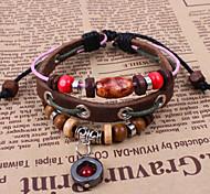 2015 Authentic Fashion Leather Bracelet