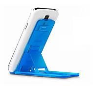 Стенд / крепление для телефона Стол Регулируемая подставка Пластик for Мобильный телефон